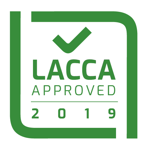 Lacca Approved 2019 rosette (3)