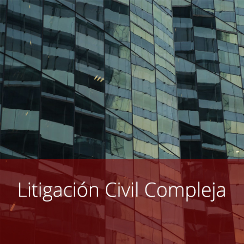 Litigación civil compleja